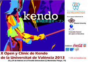 10.Cartel X Open Kendo UV 2013