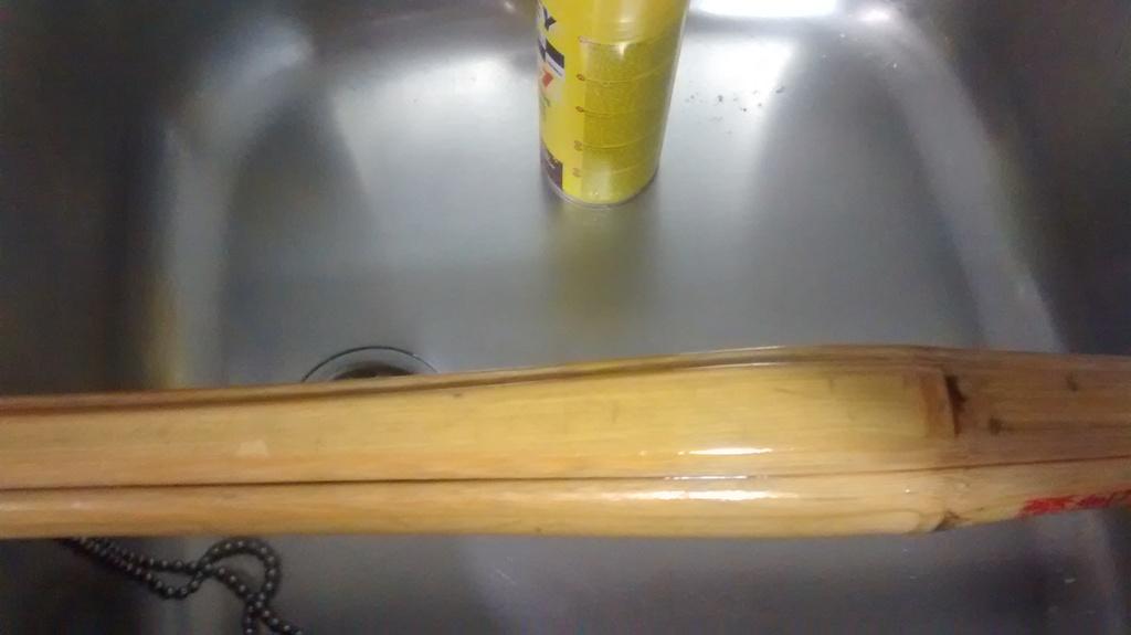 Hidratación del bambú
